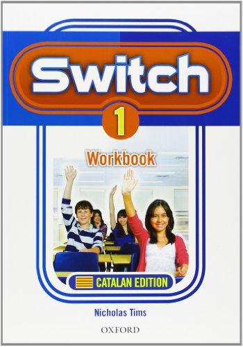 9780194851282: Switch 1: Workbook catalán Pack (ES)