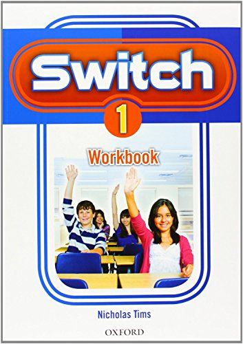 9780194851299: Switch 1: Workbook Spanish Pack (ES)