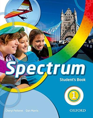1ESO SPECTRUM 1 STUDENT S BOOK ED.: CHERYL PELTERET, DAN