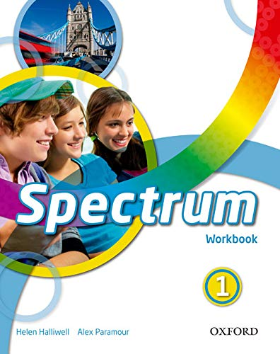 9780194852135: (15).SPECTRUM 1 WORKBOOK