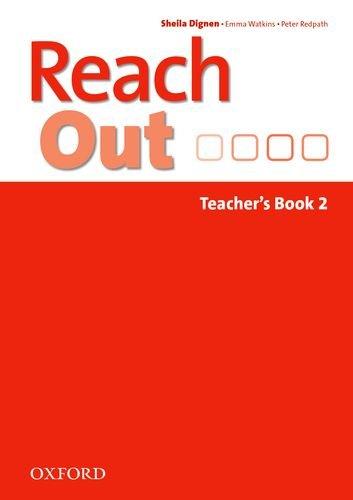 9780194853187: Reach Out: 2: Teacher's Book