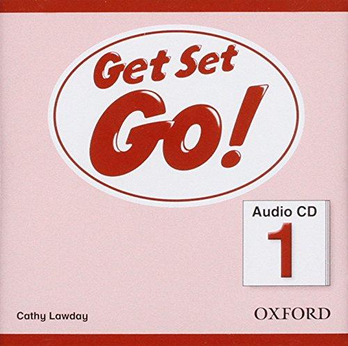 9780194918060: Get Set Go 1 Class CD