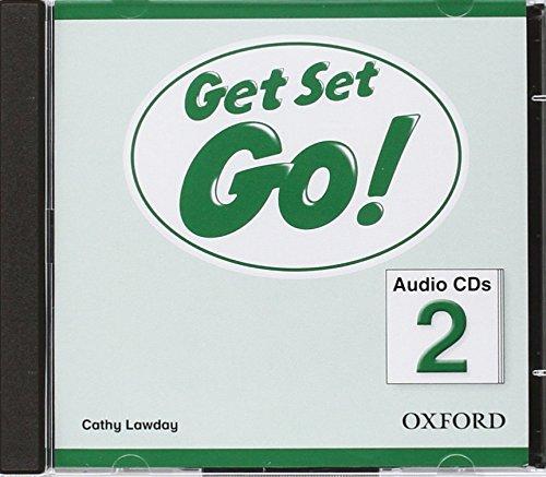 9780194918077: Get Set Go 2 Class CD