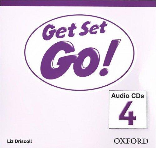 9780194918091: Get Set Go 4 Class CD