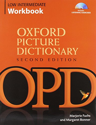 9780194999908: Opd 2e Monolingual English Dictionary and Low Intermediate Workbook Bundle (Oxford Picture Dictionary)