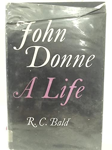 9780195001303: John Donne: A Life