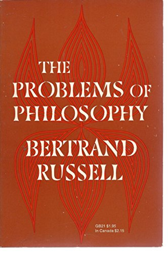 9780195002126: The Problems of Philosophy