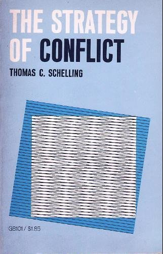 9780195002492: Strategy of Conflict