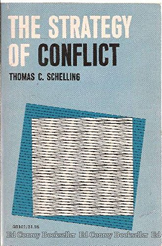 9780195002492: Strategy of Conflict (Galaxy Books)