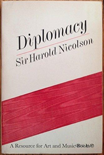 9780195002560: Diplomacy