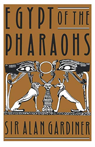 9780195002676: Egypt of the Pharaohs: An Introduction
