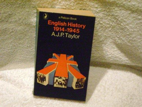 9780195003048: English History, 1914-1945