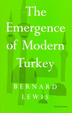9780195003444: The Emergence of Modern Turkey