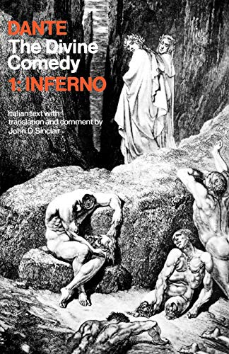 9780195004120: The Divine Comedy: I. Inferno: Inferno. Parallel Text Vol 1 (Galaxy Books)