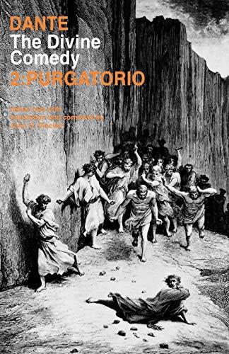 The Divine Comedy: Volume 2: Purgatorio (Galaxy Books): Alighieri, Dante