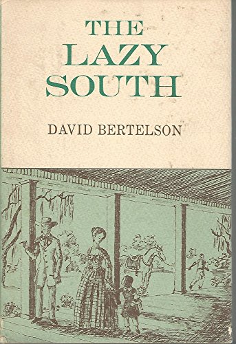 9780195004816: The Lazy South