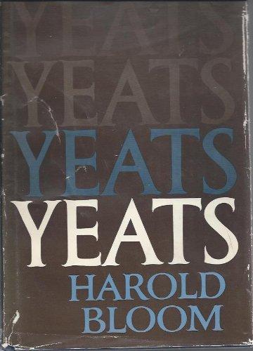 9780195004892: Yeats