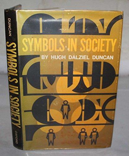 9780195005332: Symbols in Society