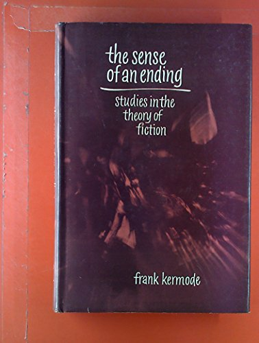 9780195006018: Sense of an Ending: Studies in the Theory of Fiction (Bryn Mawr)