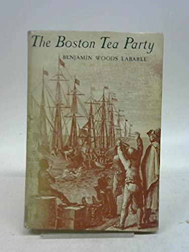 9780195006094: The Boston Tea Party