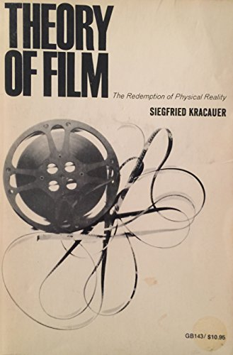 SIEGFRIED KRACAUER THEORY OF FILM EPUB