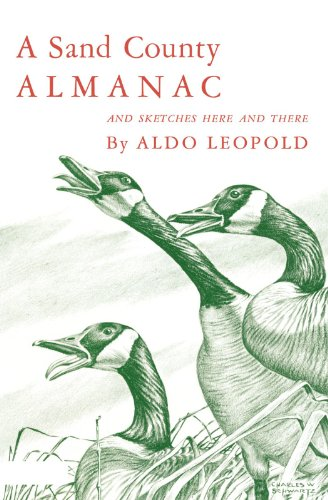 9780195007770: A Sand County Almanac and Sketches Here and There