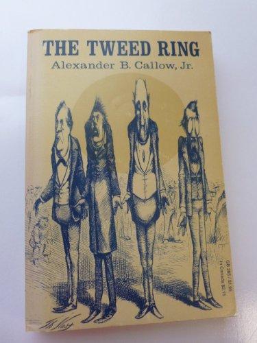 9780195007794: The Tweed Ring (Galaxy Books)