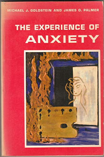 9780195008913: Experience of Anxiety