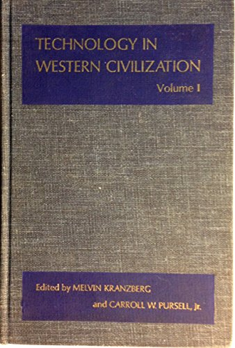 9780195009385: Technology in Western Civilization, Vol. 1: The Emergence of Modern Industrial Society, Earliest Times to 1900 (The Emergence of Modern Industrial Society Earlies Times)