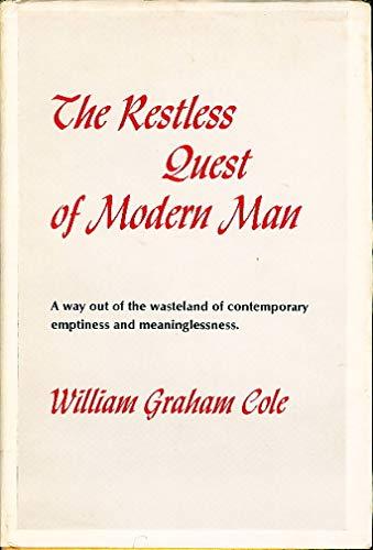 9780195011623: The Restless Quest of Modern Man