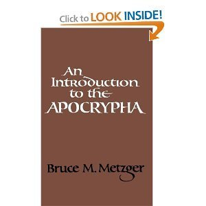 9780195011890: An Introduction to the Apocrypha