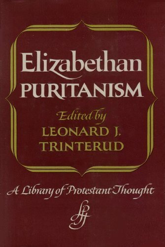 9780195012811: Elizabethan Puritanism (Library of Protestant Thought)