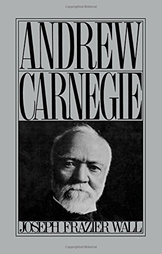 9780195012828: Andrew Carnegie