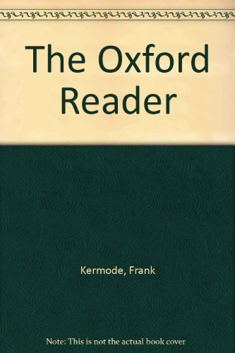 The Oxford Reader Varieties of Contemporary Discourse