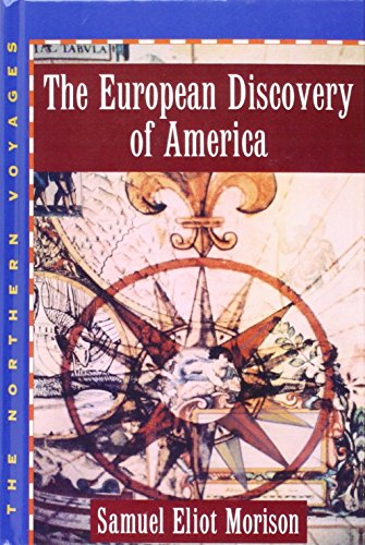 9780195013771: The European Discovery of America: Volume 1: The Northern Voyages A.D. 500-1600