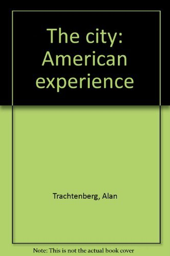 9780195014006: The city: American experience