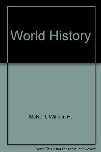 9780195014044: World History