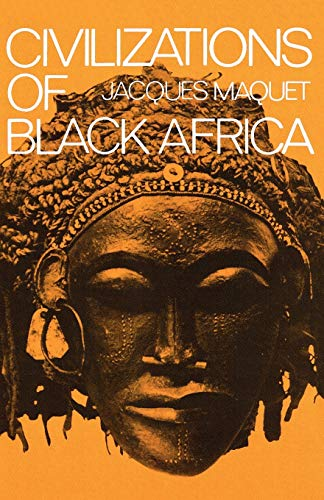 9780195014648: Civilizations of Black Africa (Galaxy Books)