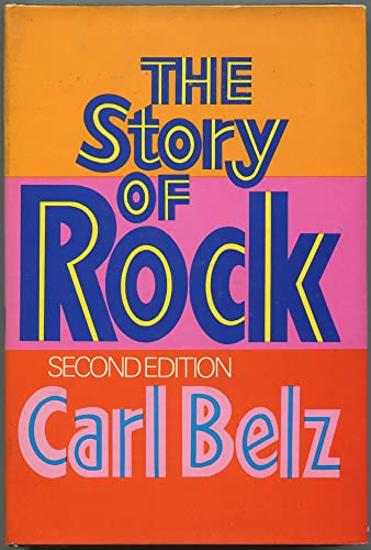 9780195015546: The Story of Rock