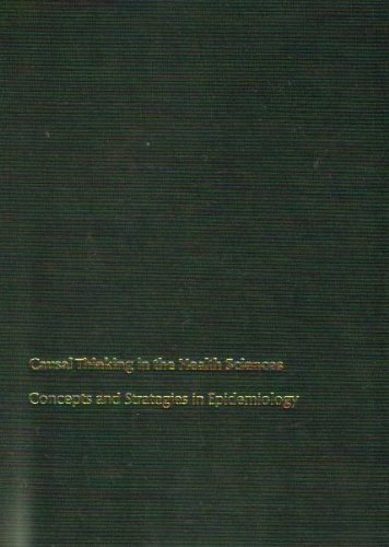 9780195015874: Causal Thinking in the Health Sciences: Concepts and Strategies of Epidemiology