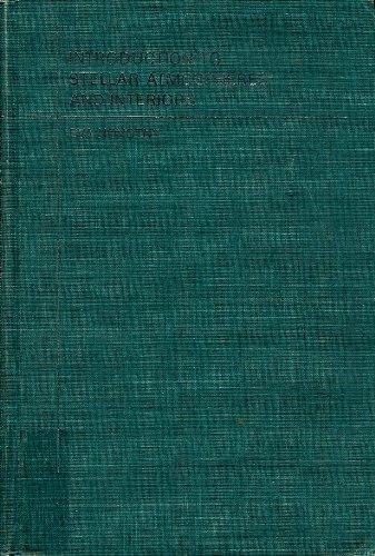 Introduction to Stellar Atmospheres and Interiors: Eva Novotny