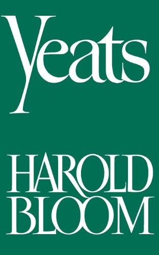 9780195016031: Yeats (Galaxy Books)