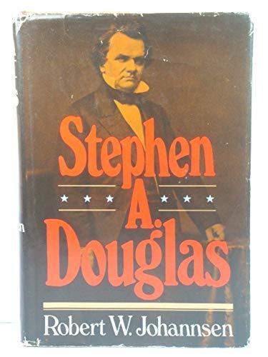 9780195016208: Stephen A. Douglas