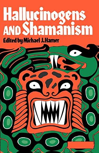 9780195016499: Hallucinogens and Shamanism (Galaxy Books)