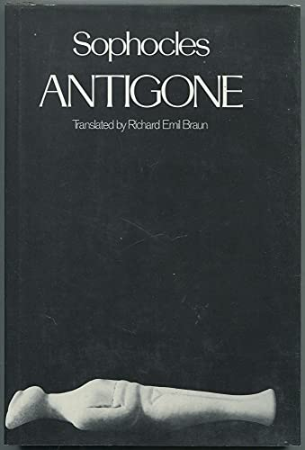 9780195017410: Antigone (Greek Tragedy in New Translations)