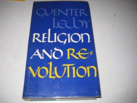 9780195017441: Religion and Revolution