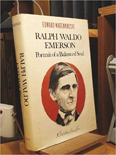 9780195017663: Ralph Waldo Emerson: Portrait of a Balanced Soul