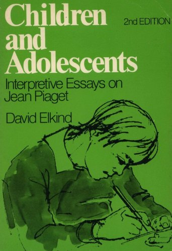 English Essay Speech  Children And Adolescents Interpretive Essays On Jean Piaget  Ed Edition Examples Of High School Essays also College Assignments For Sale  Children And Adolescents Interpretive Essays On Jean  Universal Health Care Essay