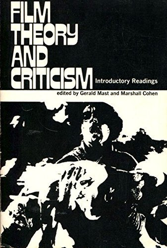 Film Theory And Criticism Introductory Readings Abebooks