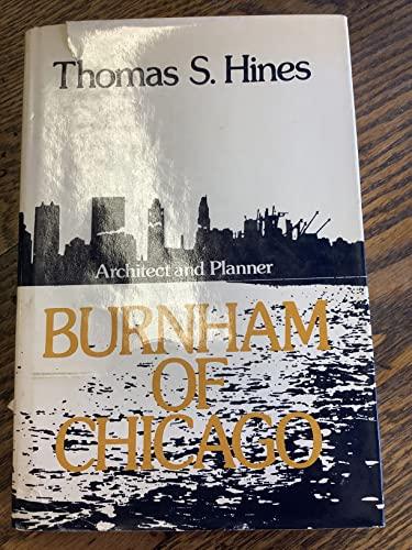 Burnham of Chicago cover